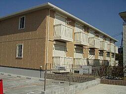 千葉県市原市岩崎の賃貸アパートの外観