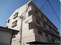 蓑原ハイツII[3階]の外観