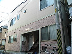 東京都豊島区長崎4丁目の賃貸アパートの外観