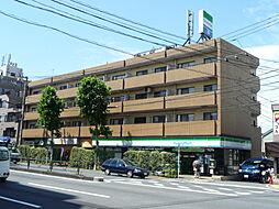 メゾンドール新代田[4階]の外観