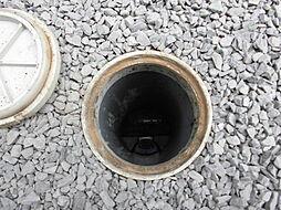 排水マスの写真...