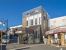 京王線「武蔵野台」駅