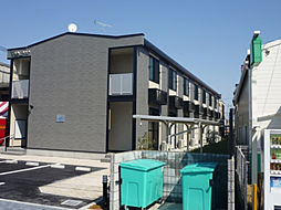 近鉄長野線 富田林駅 徒歩7分の賃貸アパート