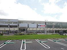 TX「研究学園」駅前