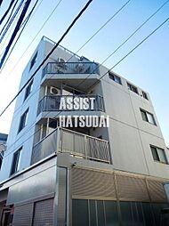 京王線 初台駅 徒歩2分の賃貸マンション