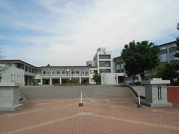 【中学校】藤ノ木中学校まで1943m