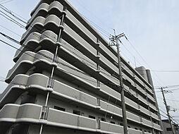 大阪府門真市岸和田2丁目の賃貸マンションの外観