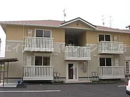 香川県高松市扇町2丁目の賃貸アパートの外観
