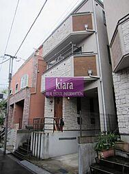 [一戸建] 神奈川県横浜市南区中村町1丁目 の賃貸【/】の外観