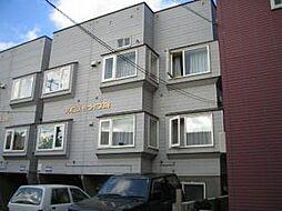 アメニティーライフ318[1階]の外観