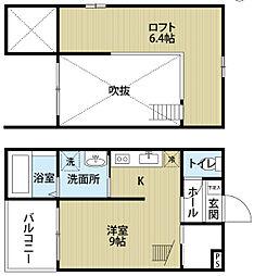 i・Room(アイルーム)[1階]の間取り