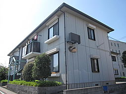 埼玉県ふじみ野市旭1丁目の賃貸アパートの外観