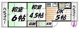皆実町二丁目駅 3.0万円
