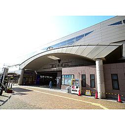 鎌ヶ谷駅です。