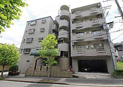 大阪府箕面市船場西3丁目の賃貸マンションの外観