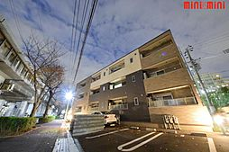 エレガント塚崎[3階]の外観