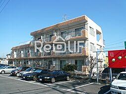 東京都国分寺市富士本の賃貸マンションの外観