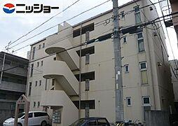 ヴィラ沖田[2階]の外観