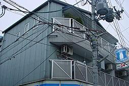 大阪府摂津市正雀本町1丁目の賃貸マンションの外観