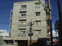 大阪府泉南郡熊取町五門東2丁目の賃貸マンションの外観