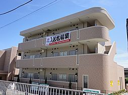 神奈川県横浜市緑区長津田5丁目の賃貸マンションの外観