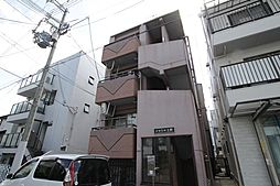 シャトル上野[3階]の外観