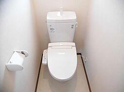トイレ新品の便...