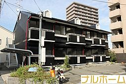 セジュール喜連東[2階]の外観