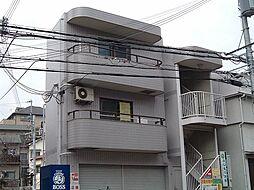 兵庫県神戸市長田区平和台町3丁目の賃貸マンションの外観