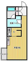 D.House[1階]の間取り