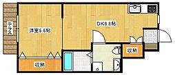 Daito Style TINA[1階]の間取り