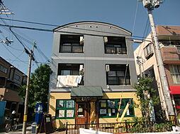 ガルボ茨木[2階]の外観