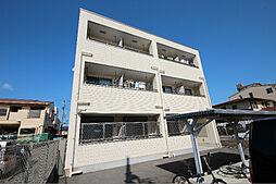 愛知県名古屋市中川区高畑4丁目の賃貸マンションの外観