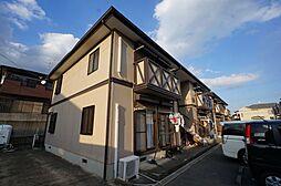 千葉県市原市辰巳台東3丁目の賃貸アパートの外観