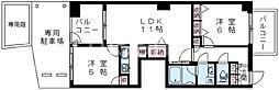 7580−グランベル鷺宮サンクチュアリ[1階]の間取り