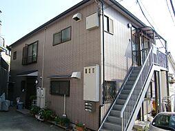 兵庫県神戸市長田区片山町1丁目の賃貸アパートの外観