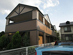 ラフィーネ寺田[2階]の外観