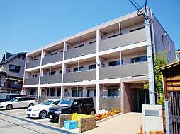 兵庫県西宮市小松町1丁目の賃貸マンションの外観