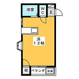 コーポイヴ[2階]の間取り