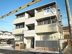 大阪府堺市西区浜寺諏訪森町中3丁の賃貸アパートの外観