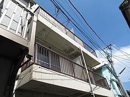浅野ハイツ[101号室]の外観