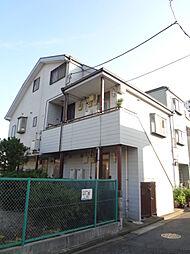 埼玉県新座市東北1丁目の賃貸アパートの外観