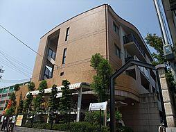 京都府宇治市大久保町田原の賃貸マンションの外観