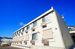 神奈川県横浜市港南区笹下5丁目の賃貸アパートの外観