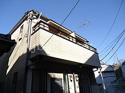 [テラスハウス] 神奈川県横浜市南区清水ケ丘 の賃貸【/】の外観