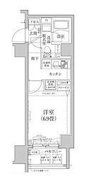 アイルイムーブル弘明寺[9階]の間取り