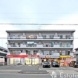 愛知県名古屋市南区弥生町の賃貸アパートの外観