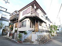 [テラスハウス] 大阪府豊中市上野西3丁目 の賃貸【/】の外観