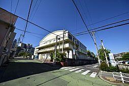 寺本マンション[1階]の外観