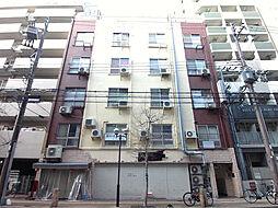品川マンション[3階]の外観